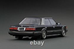 1/18 ignition model 1/18 Toyota Crown (120) 2.8 Royal Saloon G Black IG2057