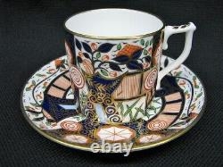 15pc. Scarce Royal Crown Derby Imari Curator's Collection Coffee Service for 6