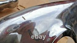 1946 1947 1948 Chrysler BUMPER GUARDS Original Pair left right