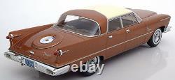 1957 Imperial Crown Southampton 4door Brown Met. By BoS Models LE of 1000 1/18