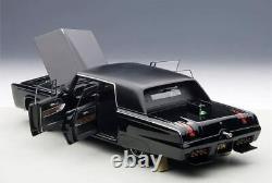 1966 Imperial Crown Green Hornet Black Beauty in 118 Scale by AUTOart