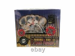 2000 Pacific Crown Royale Football 24 Pack Retail Box