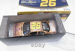 2006 Jamie McMurray #26 Copper Crown Royal SIGNED Autographed 1/24 Diecast RARE