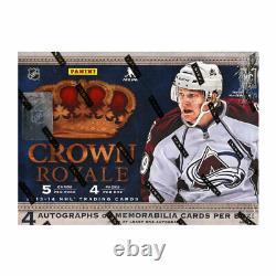 2013-14 Panini Crown Royale Hockey Hobby Box