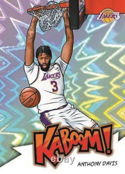 2020-21 Panini Crown Royale Basketball Factory Sealed Hobby Box Pre Sale