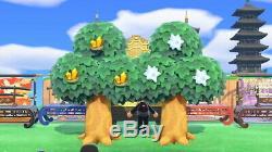 25 Rare Item Trees + 150 NMTs + Royal Crown Animal Crossing New Horizons Stars