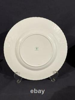 64 Pc Set of Royal Crown Derby HERALDIC Gold Dinner 12-5 Piece Place Settings