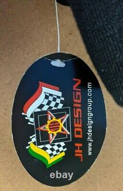 Brand New JH Design Nascar Roush Racing Crown Royale Racing Jacket 4XL Vintage