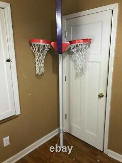 Crown Royal Basketball Hoop Pole Topper Display Piece Man Cave Decor Nba New