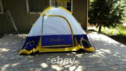 Crown Royal The North Face Storm Break 2 Tent Man Cave Whiskey