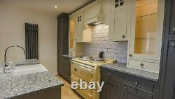Ex-Display Crown Imperial Cotswood In-Frame Painted Kitchen Inc Extractor Hood