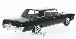 IMPERIAL Crown 4-Door 1965 black BoS 118