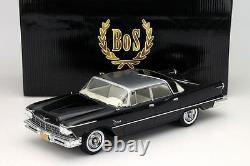 Imperial Crown Southampton 1957 black 118 Bos