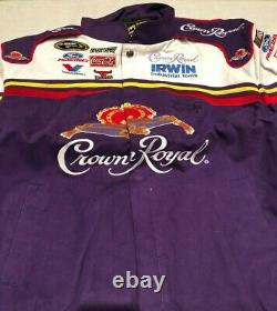 Jamie McMurray Signed Crown Royal Hat + Racing Jacket Chase Authentics Autograph