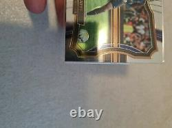Kylian Mbappe 2017-18 PANINI Select Soccer #224 Field Level Royal Crown ROOKIE