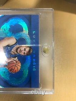 Luka Doncic 2018 Crown Royale Rc Auto Jersey One Of One 1/1 Nike Tag