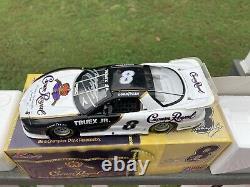 Martin Truex Jr #8 Crown Royal Iroc Series 1/24 AUTOGRAPHED RARE