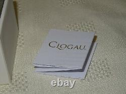 NEW Welsh Clogau Silver & Rose Gold Royal Crown Diamond Ring Size P RRP £229