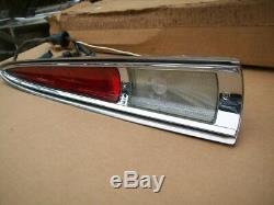 NOS Mopar 1964 1965 Imperial Crown Lebaron Driver Side Tail Lamp Assembly