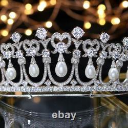 Princess Diana Cambridges lovers knot Tiara style Royal wedding tiara crown