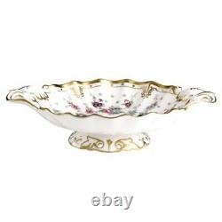Royal Crown Derby 1st Quality Antoinette Duchess Tray