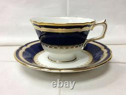 Royal Crown Derby Ashbourne Teacup & Saucer New Bone China England