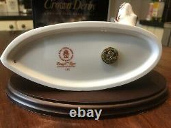Royal Crown Derby BENGAL TIGER Paperweight 1994 TO 1999