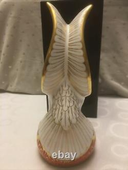 Royal Crown Derby Spirit Of Peace Dove Paperweight. Very Rare