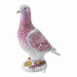Royal Crown Derby War Pigeon Paperweight